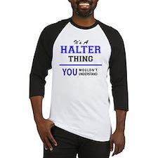 Funny Halter Baseball Jersey