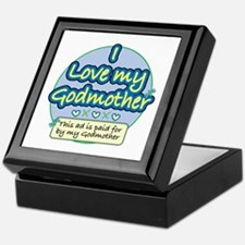 Ad paid by Godmother Keepsake Box