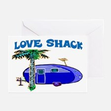 LOVE SHACK Greeting Cards (Pk of 10)