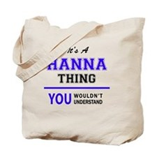 Cute Hanna Tote Bag