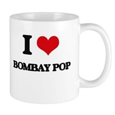 I Love BOMBAY POP Mugs