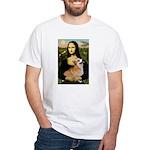 Mona's Pembroke White T-Shirt