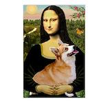 Mona's Pembroke Postcards (Package of 8)