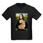 Mona's Pembroke Kids Dark T-Shirt