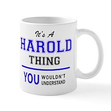 Unique Harold Mug