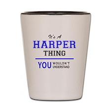 Cute Harper Shot Glass