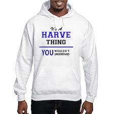 Unique Harv Hoodie