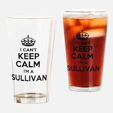 Cute Sullivan Drinking Glass