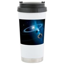 Cute Neptune Travel Mug