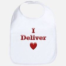 Deliver Love in This Bib