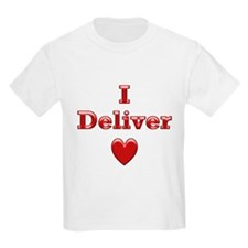 Deliver Love in This T-Shirt