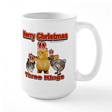 Coffee Mug  MerryChristmas Three Kings
