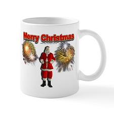 Mug   MerryChristmas Santa