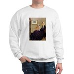 Mom's Welsh Corgi Sweatshirt