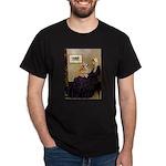 Mom's Welsh Corgi Dark T-Shirt