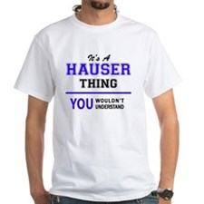 Cute Hauser Shirt