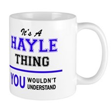 Unique Hayl Mug