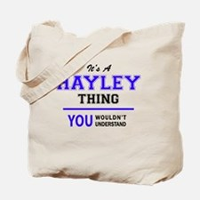Unique Hayley Tote Bag