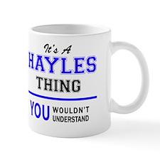 Unique Hayl Mug