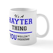 Unique Hayter Mug