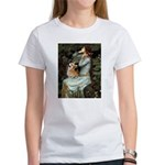 Ophelia's Welsh Women's T-Shirt