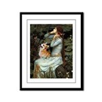 Ophelia's Welsh Framed Panel Print