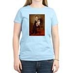 Lincoln's Corgi Women's Light T-Shirt