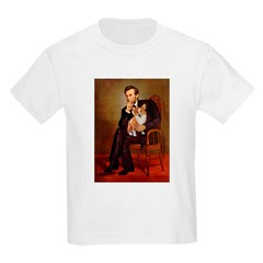 Lincoln's Corgi Kids Light T-Shirt
