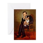 Lincoln's Corgi Greeting Cards (Pk of 10)