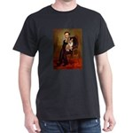 Lincoln's Corgi Dark T-Shirt