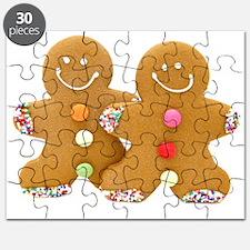 Gingerbread Men Puzzle
