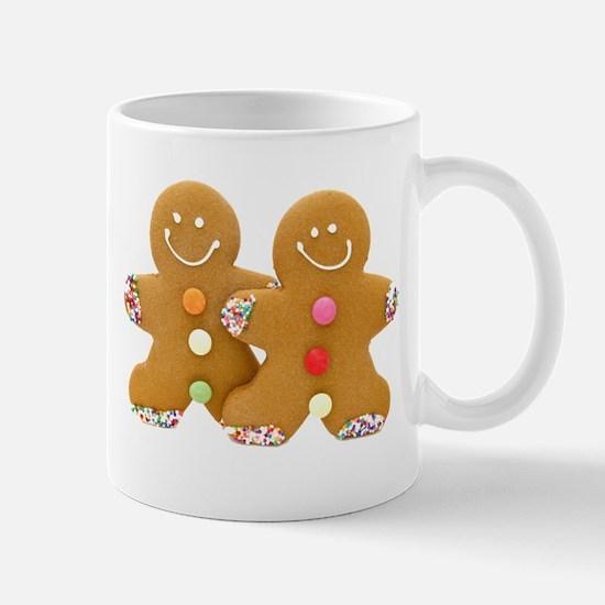 Gingerbread Men Mug