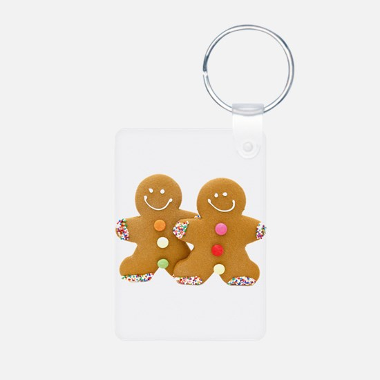 Gingerbread Men Keychains