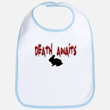 Death Awaits - Rabbit Bib