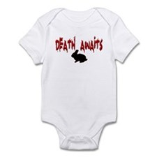 Death Awaits - Rabbit Infant Bodysuit
