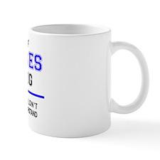 Funny Hodges Mug