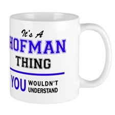 Cute Hofman Mug