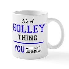 Cute Holley Mug