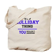 Cool Holliday Tote Bag