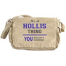 Cute Holly Messenger Bag