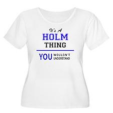 Funny Holmes T-Shirt