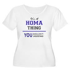Cute Homa T-Shirt