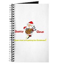 Scotty Claus.:-) Journal