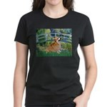 Bridge / Corgi Women's Dark T-Shirt