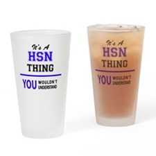 Cute Hsn Drinking Glass