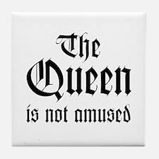 Queen Tile Coaster