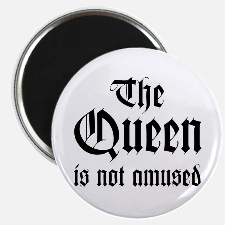 "Queen 2.25"" Magnet (100 pack)"