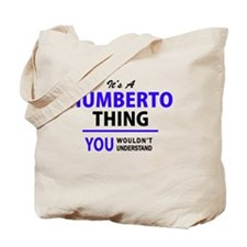 Cute Humberto Tote Bag
