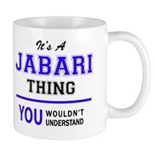 Cute Jabari Mug