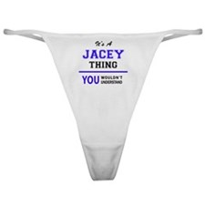 Funny Jacey Classic Thong